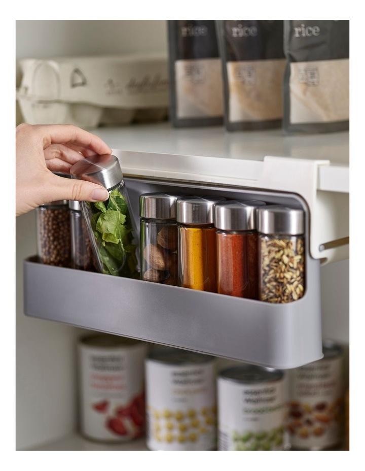 Cupboard Store Under-Shelf Spice Rack image 5