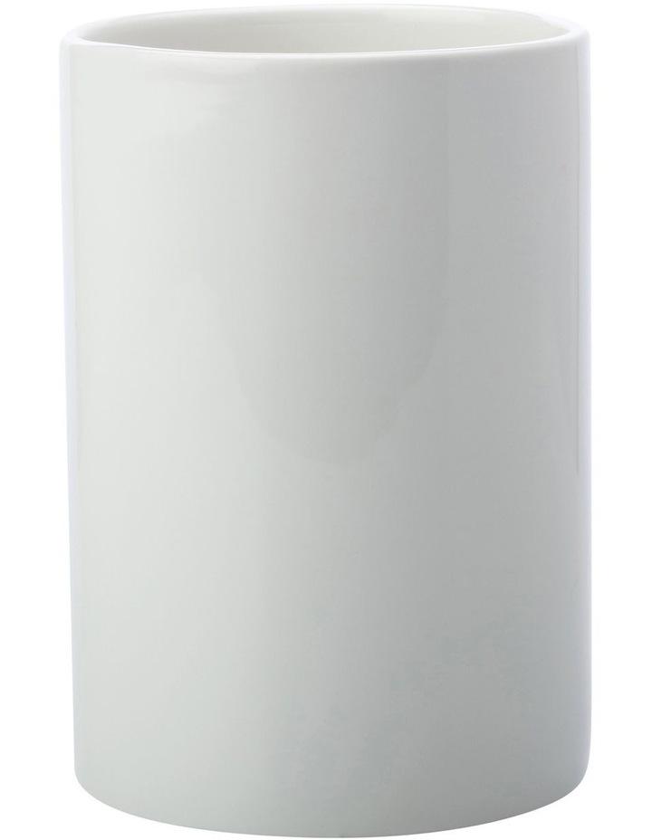 Epicurious Utensil Holder White Gift Boxed image 1