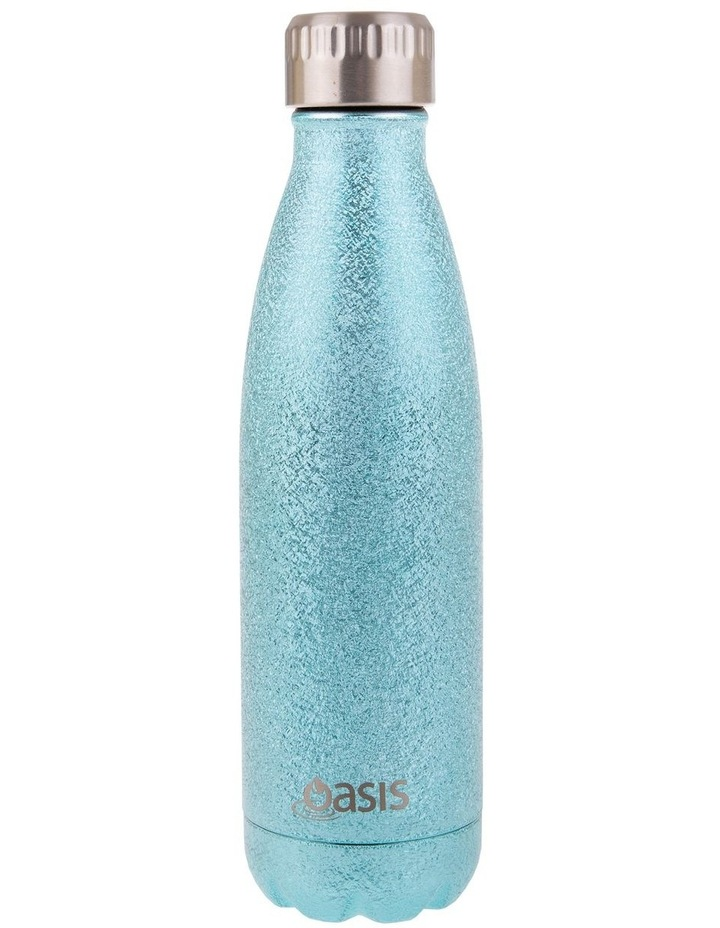 Stainless Steel Double Wall Insulated Drink Bottle 500ml - Shimmer Assortment image 2