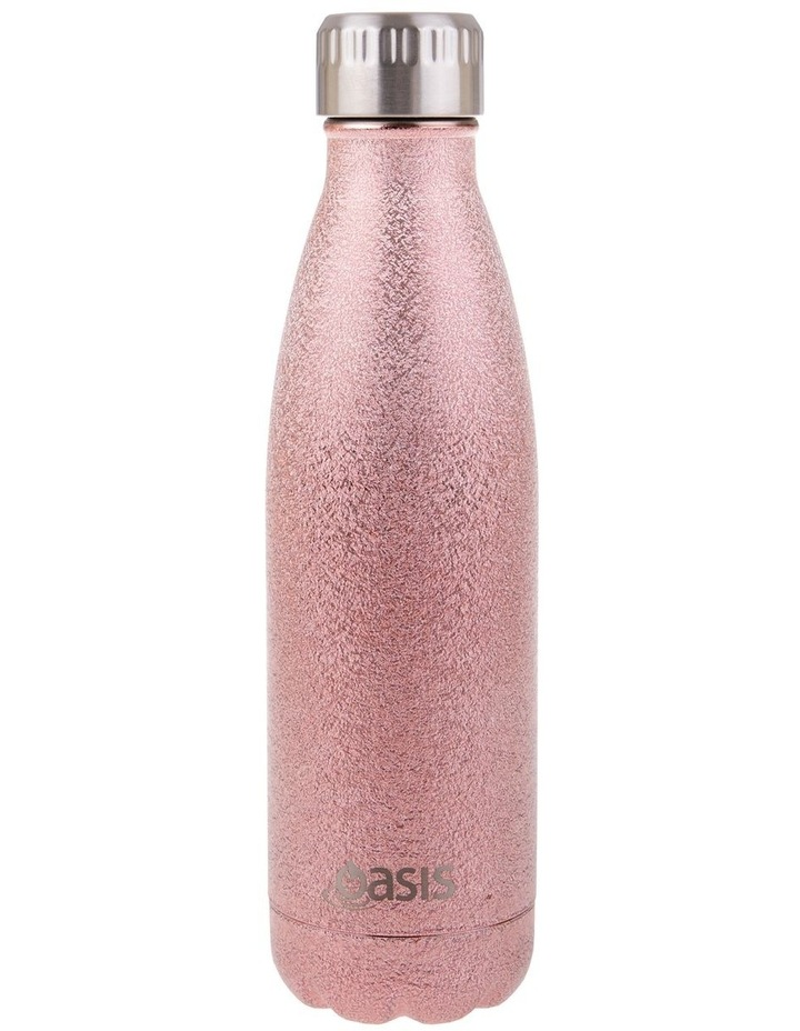 Stainless Steel Double Wall Insulated Drink Bottle 500ml - Shimmer Assortment image 3