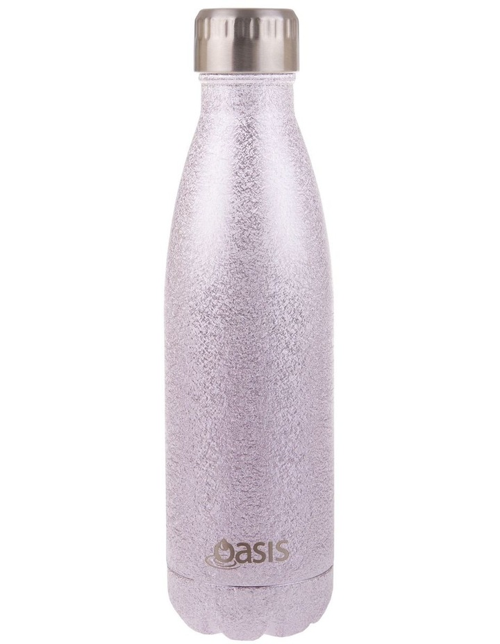 Stainless Steel Double Wall Insulated Drink Bottle 500ml - Shimmer Assortment image 5