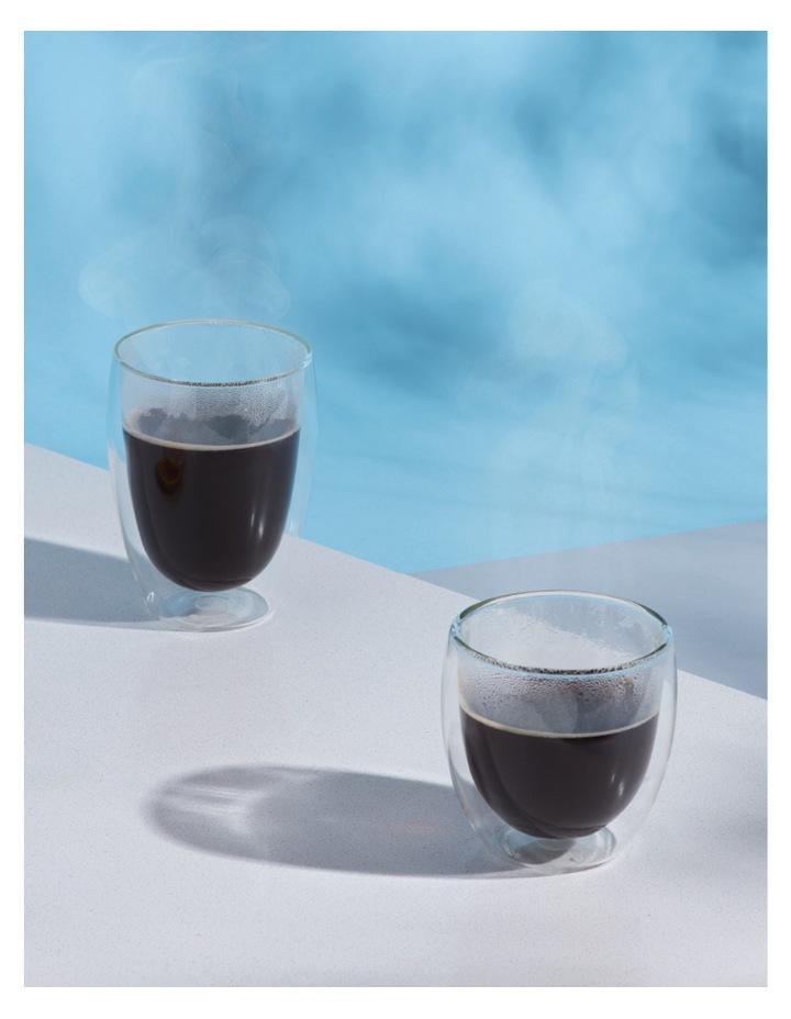 Pavina Double Wall Latte Glasses, Set of 2, 250ml image 4