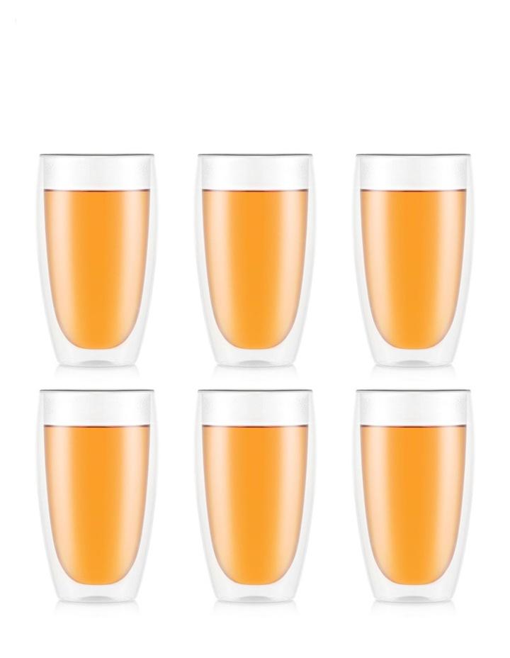 Pavina Double Wall Glasses, Set of 2, 450ml image 5