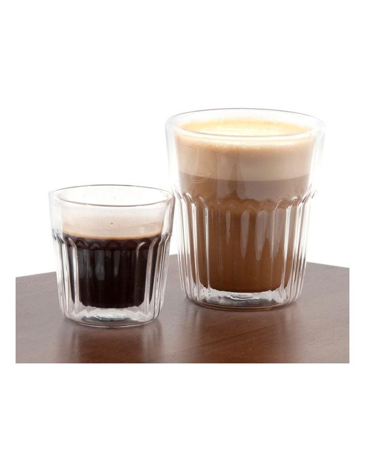 Brew Espresso Glass Set Double Wall 85ml image 2