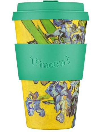 Irises (Green) colour