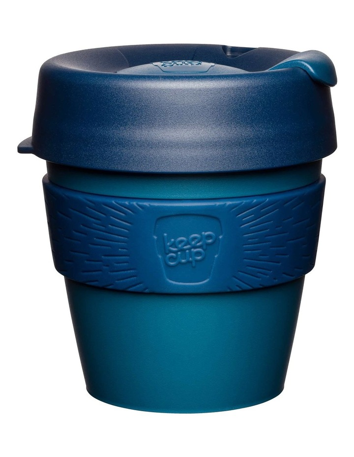 Original Small Reusable 8oz/227ml Plastic Cup in Spruce image 1