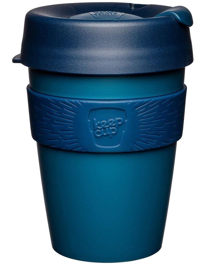 Original Medium Reusable 12oz/340ml Plastic Cup in Spruce image 1