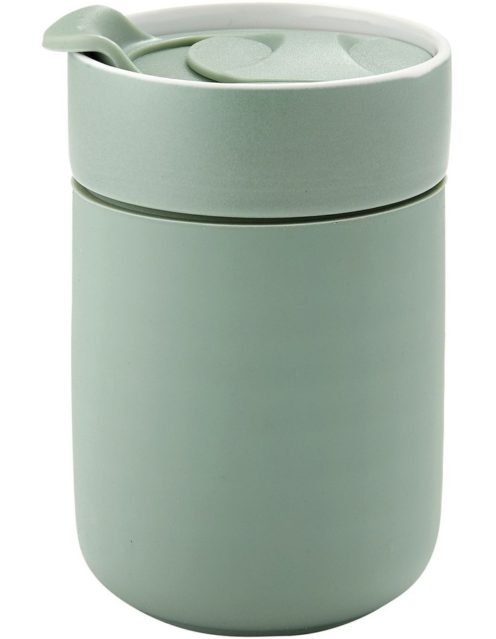 Eco Brew Teal Travel Mug image 1