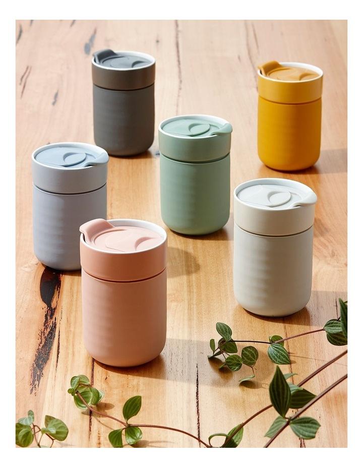 Eco Brew Teal Travel Mug image 3