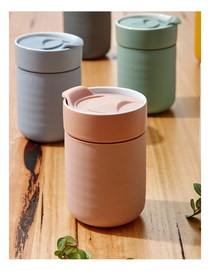 Eco Brew Blush Travel Mug image 2