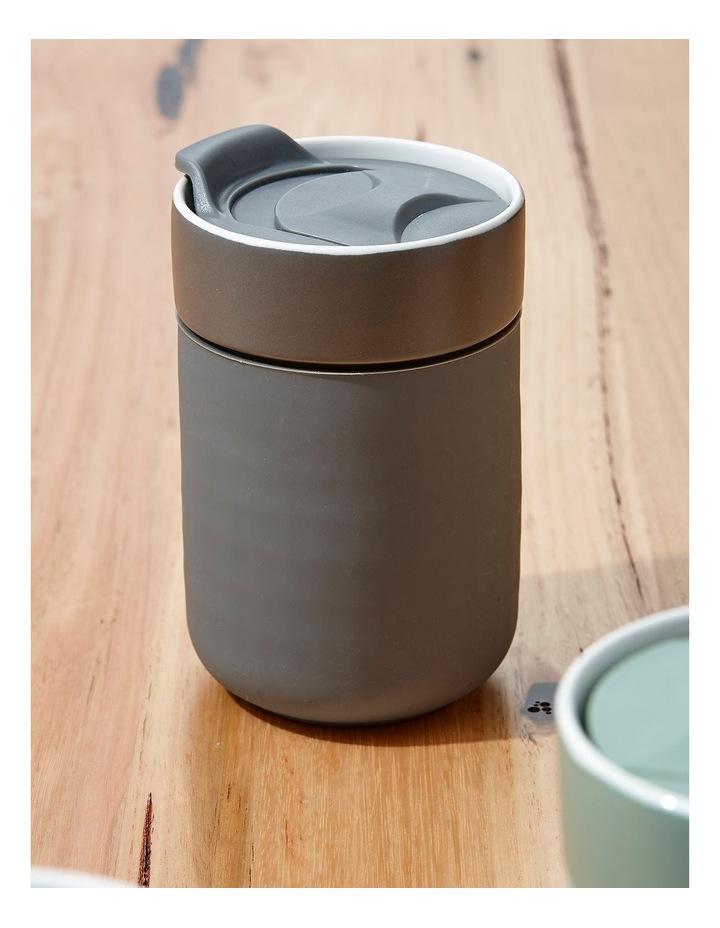 Eco Brew Charcoal Travel Mug image 2