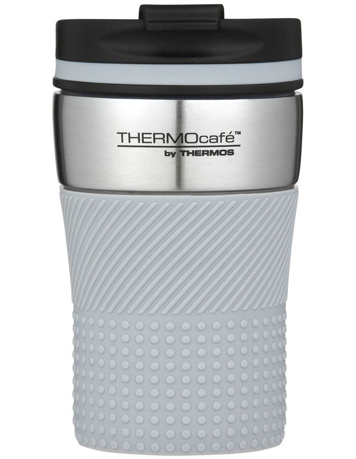 200ml THERMOcafe Vacuum Insulated Travel Cup - Grey image 1
