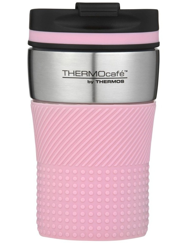 200ml THERMOcafe Vacuum Insulated Travel Cup - Pink image 1