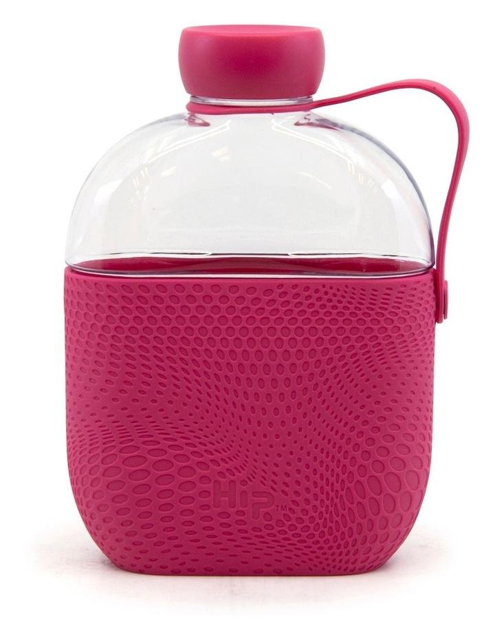 Hip Bottle - Hot Pink image 1