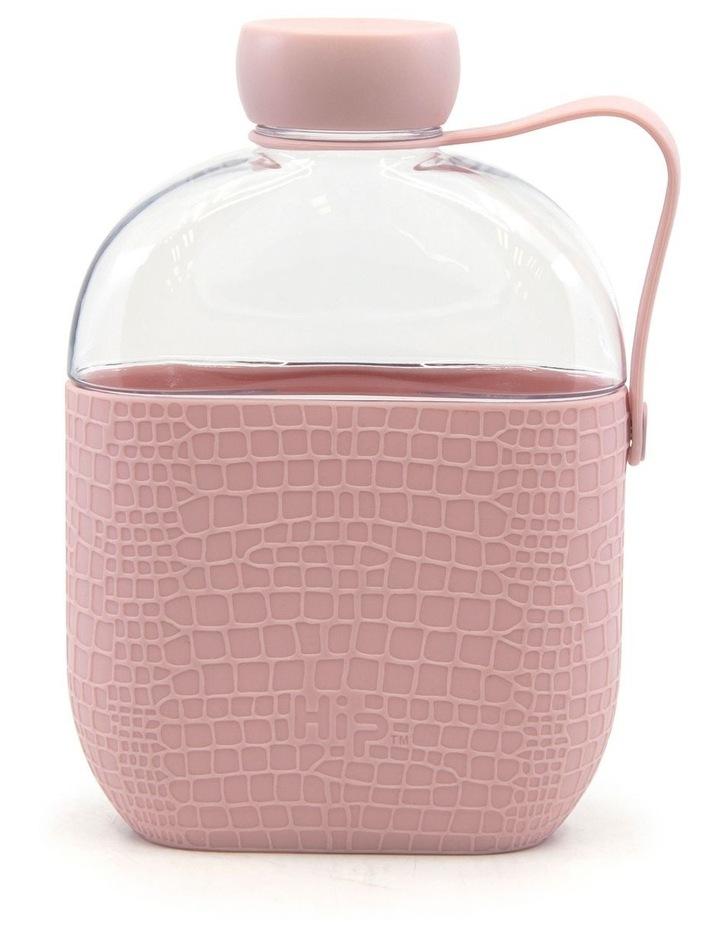 Hip Bottle - Dusty Pink image 1