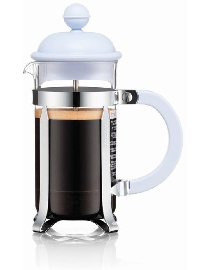 Caffettiera Coffee maker, plastic beaker, 3 cup, 0.35 l, 12 oz - Blue Moon image 1