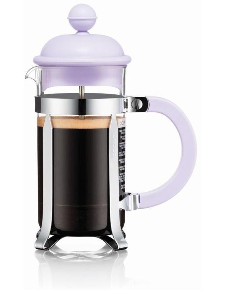 Caffettiera  Coffee maker, plastic beaker, 3 cup, 0.35 l, 12 oz - Verbena image 1