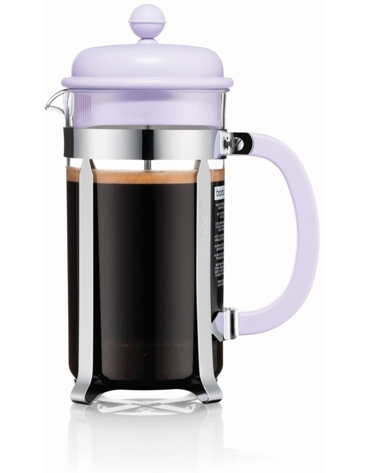 Caffettiera Coffee maker, plastic beaker, 8 cup, 1.01 l, 34 oz - Verbena image 1