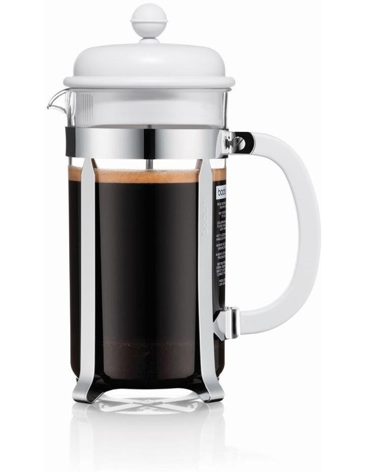 Caffettiera Coffee maker, plastic beaker, 8 cup, 1.01 l, 34 oz - Shadow image 1