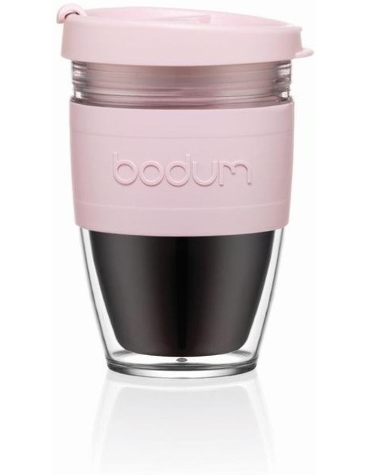 Joycup Travel mug 0.25l / 8oz, Bodum Band - Strawberry image 1