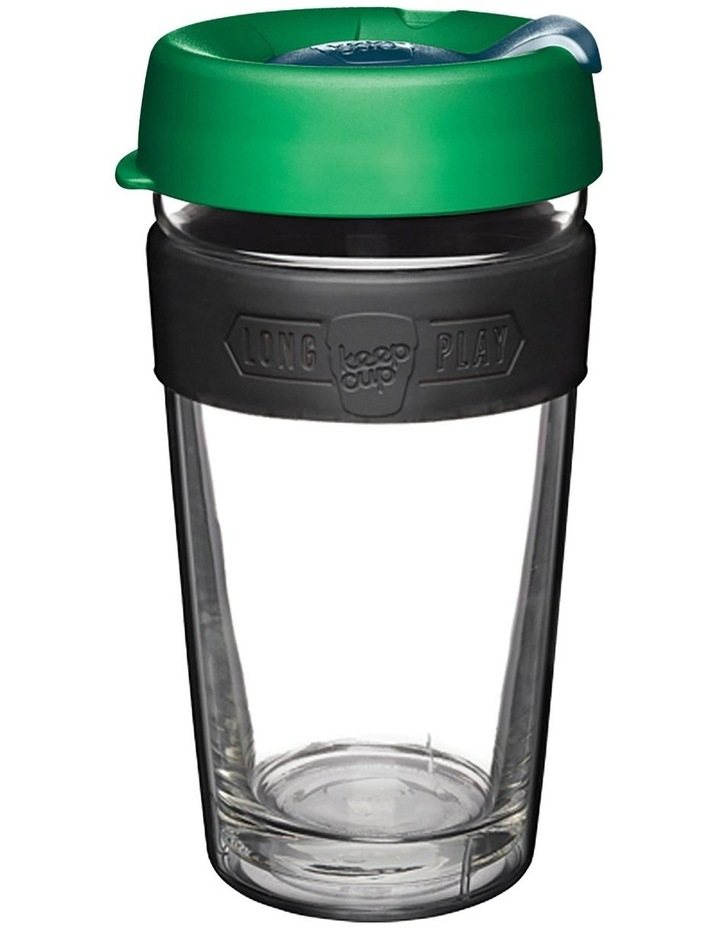 Brew Longplay, Double-walled Reusable Cup, Elm M 12oz / 340ml image 1