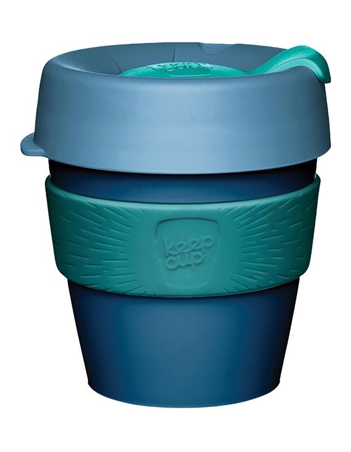 Original, Reusable Plastic Cup, Blue S 8oz / 227ml image 1