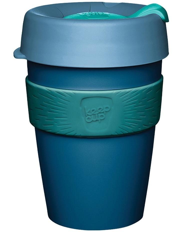 Original, Reusable Plastic Cup, Blue M 12oz / 340ml image 1