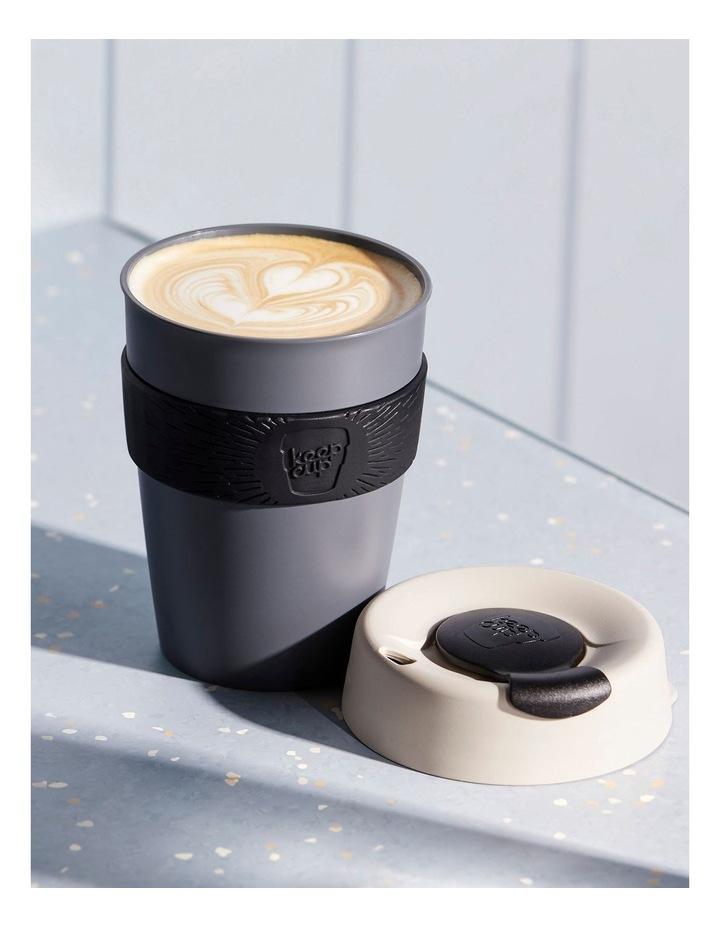 Original, Reusable Plastic Cup, Blue M 12oz / 340ml image 2