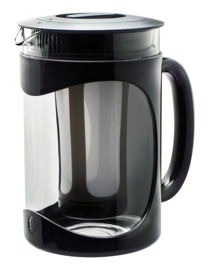 Burke Cold Brew Iced Coffee Maker - Glass Carafe 1.5 litre, Black image 1