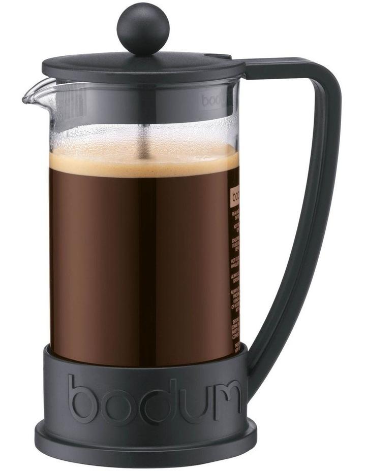 Brazil Coffee Maker 8Cup in Black image 1