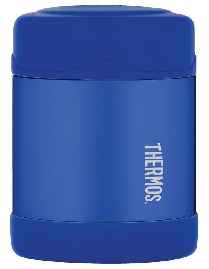 Funtainer Vacuum Insulated 290ml Food Jar - Blue image 1
