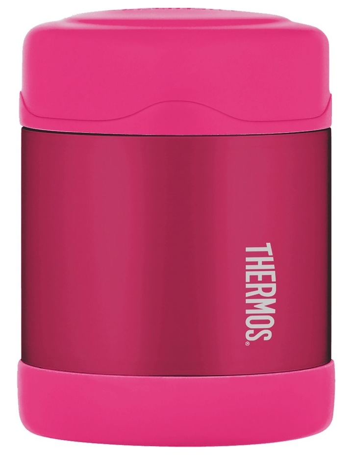 Funtainer Vacuum Insulated 290ml Food Jar - Pink image 1
