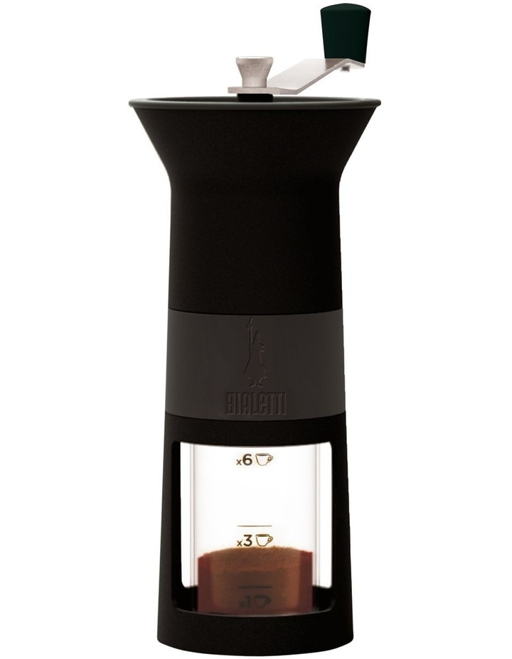 Bialetti Manual Coffee Grinder - Black image 3