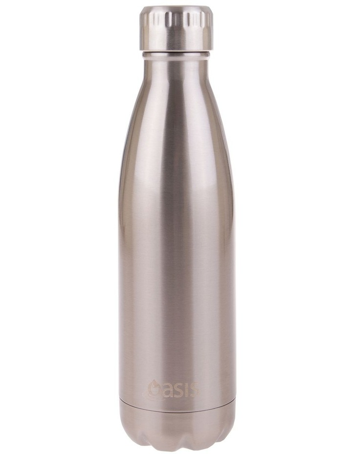 Stainless Steel Double Wall Insulated Drink Bottle 500ml - Bird Of Paradise image 1
