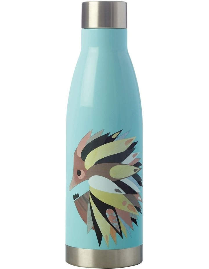 Pete Cromer Double Wall Insulated Bottle 500ML Echidna image 1