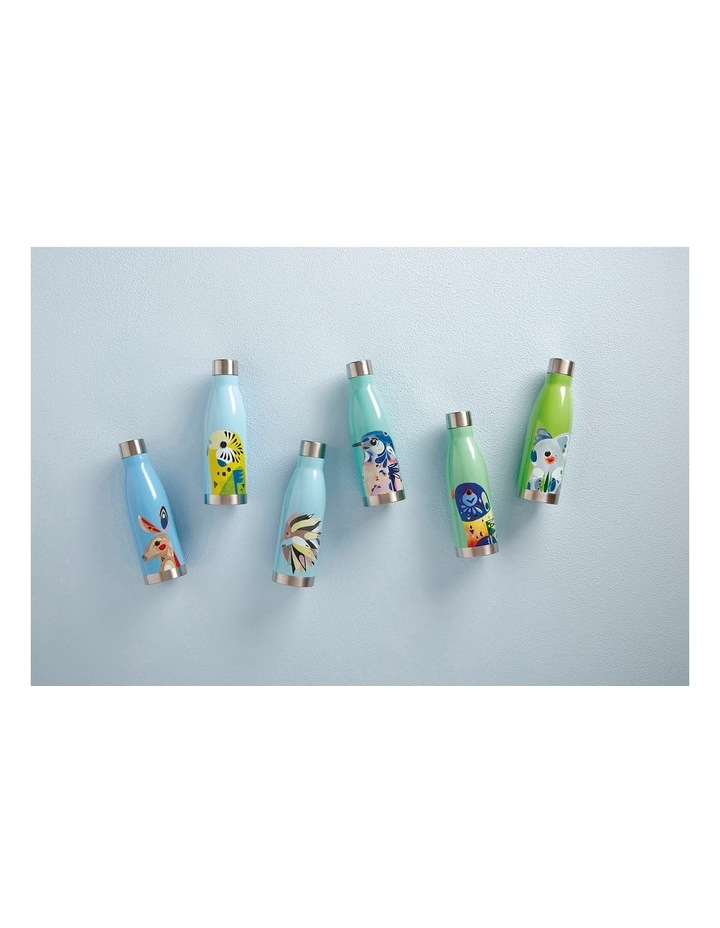 Pete Cromer Double Wall Insulated Bottle 500ML Lorikeet image 2