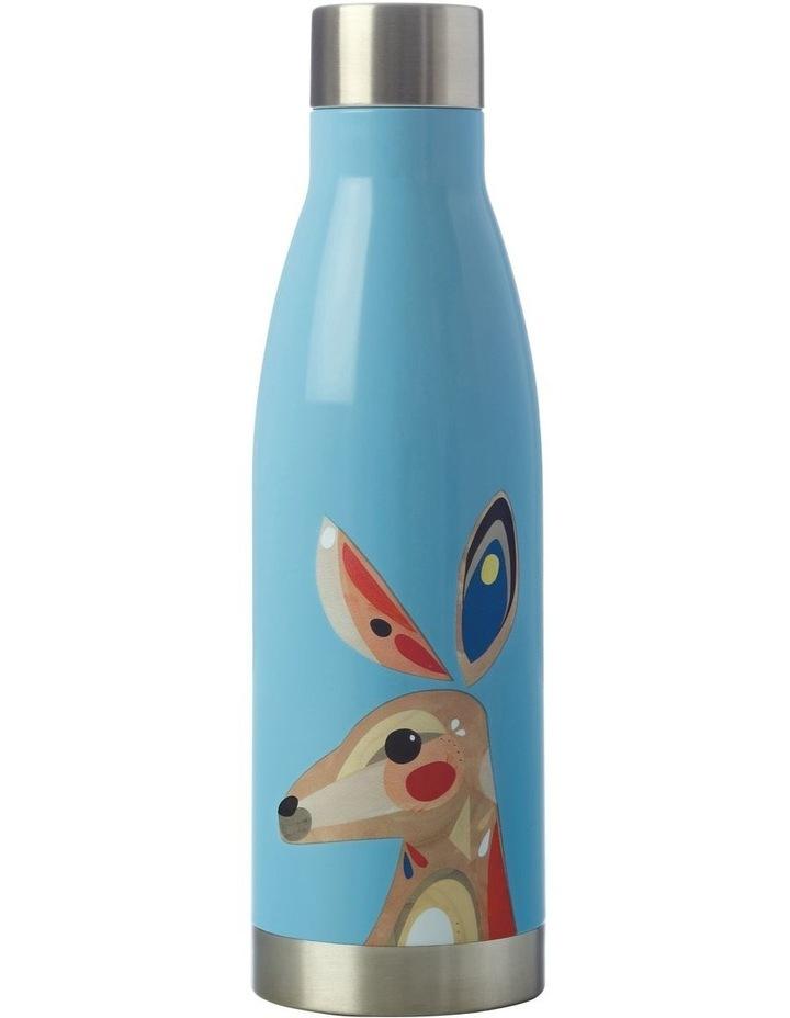 Pete Cromer Double Wall Insulated Bottle 500ML Kangaroo image 1