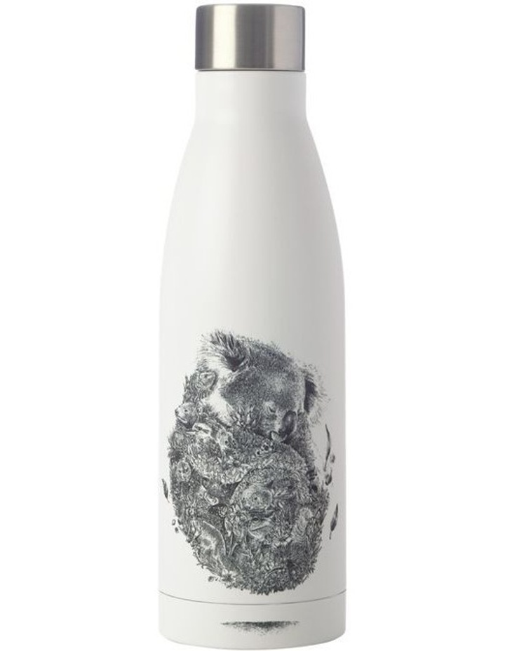 Marini Ferlazzo Double Wall Insulated Bottle 500ML Koala & Friends image 1