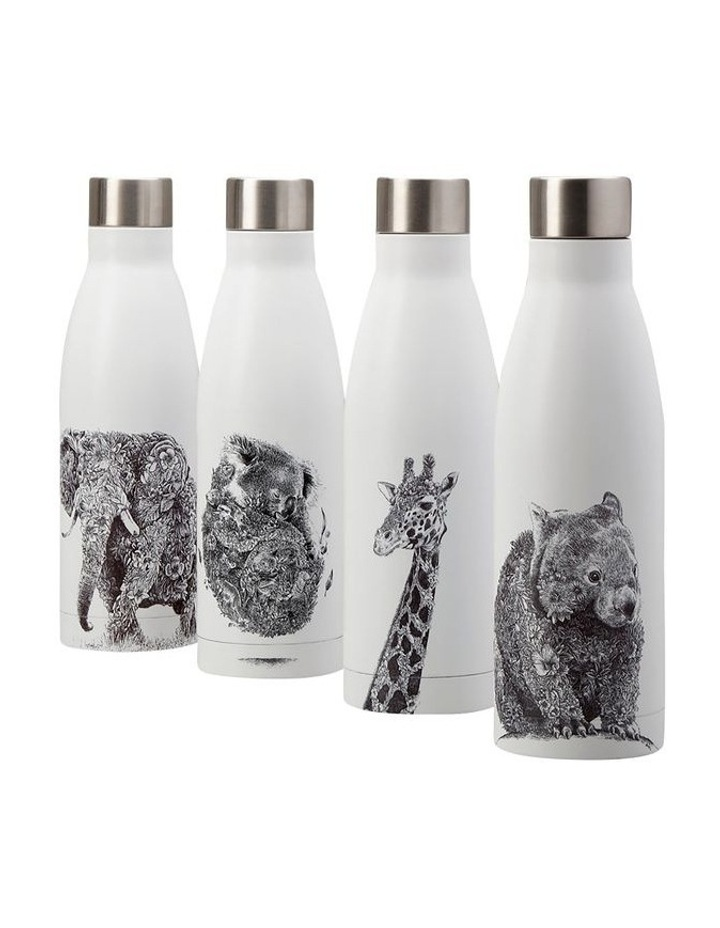 Marini Ferlazzo Double Wall Insulated Bottle 500ML Koala & Friends image 2