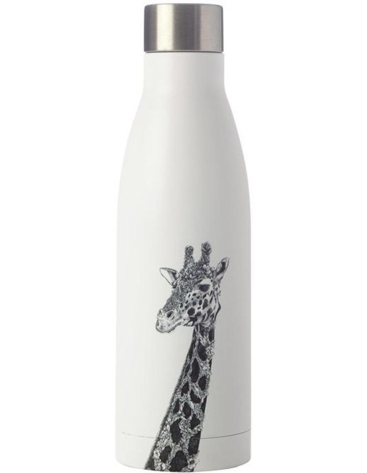 Marini Ferlazzo Double Wall Insulated Bottle 500ML Giraffe image 1