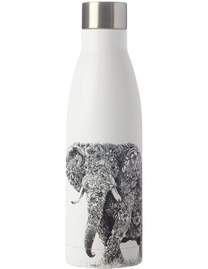 Marini Ferlazzo Double Wall Insulated Bottle 500ML Elephant image 1