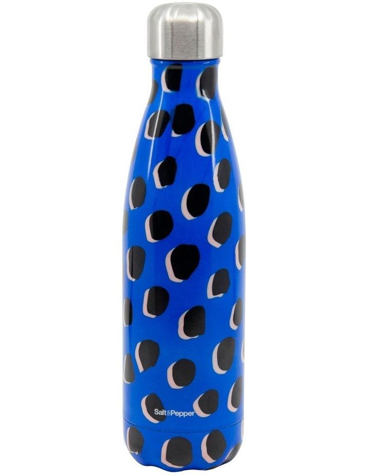 Hydra Water Bottle 500ml Blue Dalmatian image 1