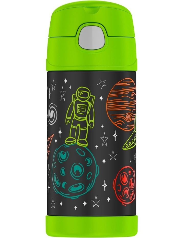 Funtainer S/S 355ml Drink Bottle Astronaut 1 image 1