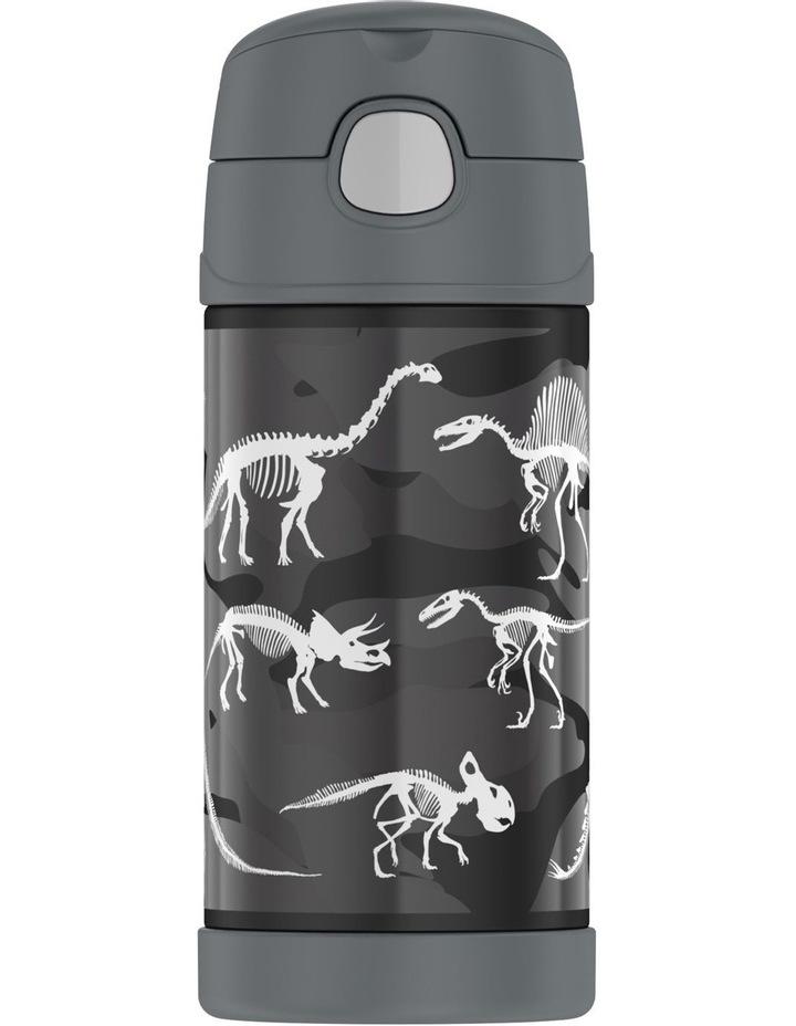 Funtainer S/S 355ml Drink Bottle Dinosaur 1 image 1