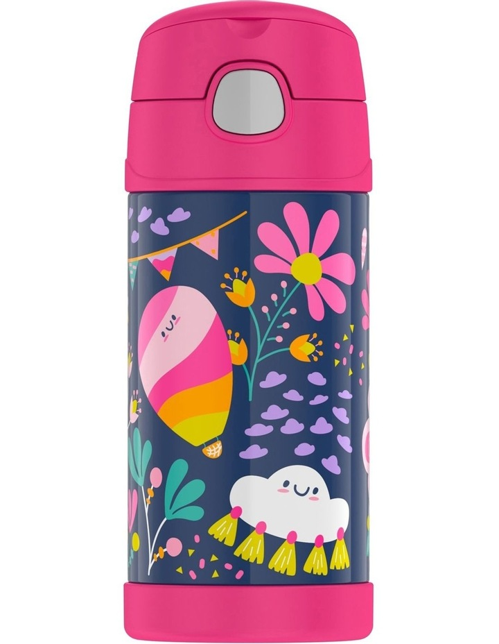 Funtainer S/S Drink Bottle Whimsical Clouds 1 image 1