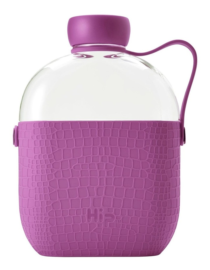 Bottle 650ml - Plum Purple image 1