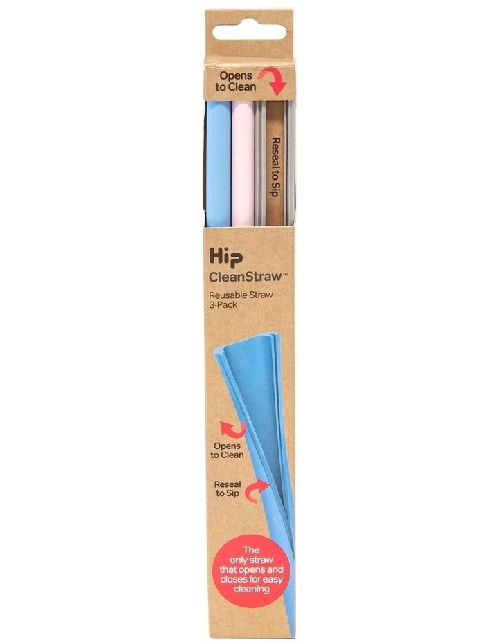 SqueakyCleanStraw Set 3-Piece - Lights image 1