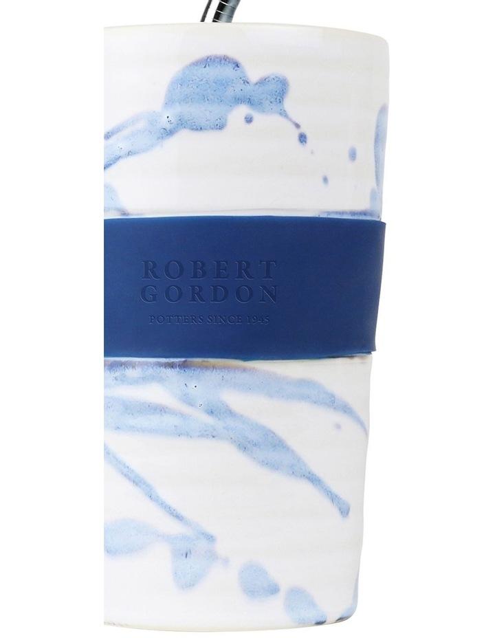 Journey Juice Cup Set of 2-Blue Splatter image 3