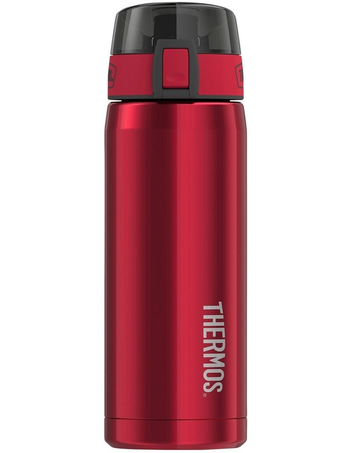 530ml Vacuum Insulated Hydration Bottle - Red image 1