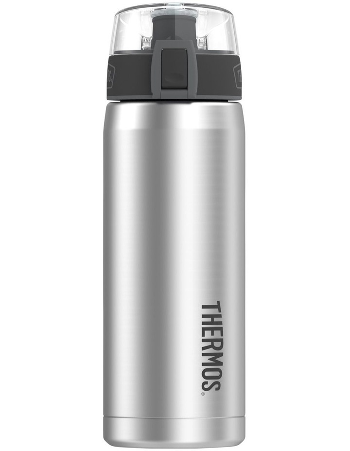 530ml Vacuum Insulated Hydration Bottle in Stainless Steel image 1